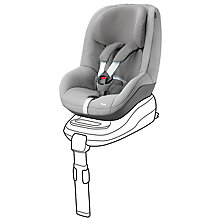Buy Maxi-Cosi Pearl Car Seat, Concrete Grey Online at johnlewis.com