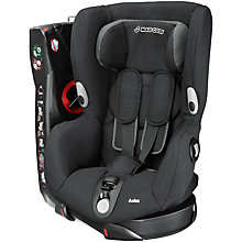 Buy Maxi-Cosi Axiss Car Seat, Black Raven Online at johnlewis.com