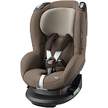 Buy Maxi-Cosi Tobi Group 1 Car Seat, Earth Brown Online at johnlewis.com
