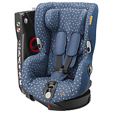 Buy Maxi-Cosi Axiss Car Seat, Denim Heart Online at johnlewis.com
