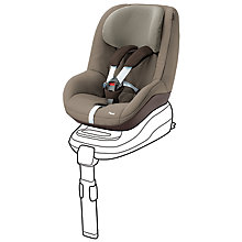 Buy Maxi-Cosi Pearl Car Seat, Earth Brown Online at johnlewis.com