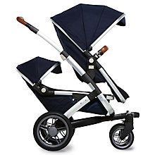 Buy Joolz Geo Duo Pushchair with Carrycot, Parrot Blue Online at johnlewis.com