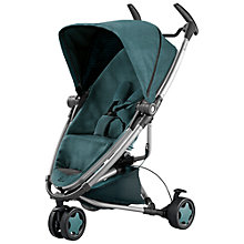Buy Quinny Zapp Xtra2 Pushchair, Novel Nile Online at johnlewis.com