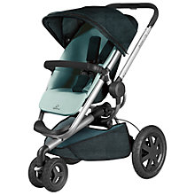 Buy Quinny Buzz Xtra Pushchair, Novel Nile Online at johnlewis.com