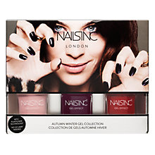 Buy Nails Inc Autumn Winter Gel Effect Collection Online at johnlewis.com