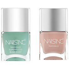 Buy Nails Inc Nailkale Duo Collection, 2 x 14ml Online at johnlewis.com