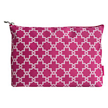 Buy John Lewis Crusader Holdall, Pink Online at johnlewis.com