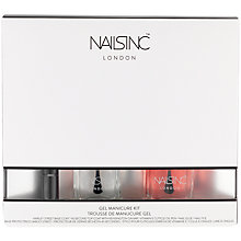 Buy Nails Inc. Gel Manicure Kit Online at johnlewis.com