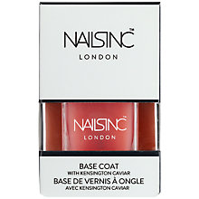 Buy Nails Inc Kensington Caviar Base Coat Online at johnlewis.com