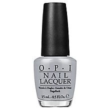 Buy OPI Nails - Nail Lacquer - 50 Shades of Grey Collection Online at johnlewis.com