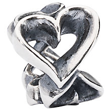 Buy Trollbeads Hearts Galore Sterling Silver Charm Online at johnlewis.com