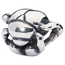 Buy Trollbeads Sterling Silver Life & Love Bead, Silver Online at johnlewis.com