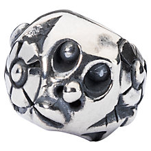 Buy Trollbeads Nature Sterling Silver Charm Online at johnlewis.com