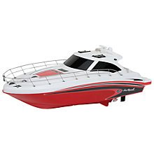 Buy New Bright Radio Controlled Sea Ray Boat Online at johnlewis.com