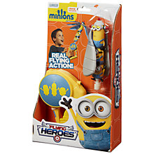 Buy Minions Movie Flying Heroes Flying Toy Online at johnlewis.com
