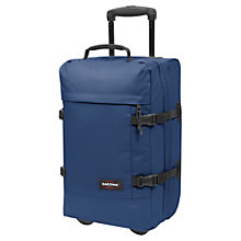 Buy Eastpak Tranverz 2-Wheel Small Cabin Suitcase Online at johnlewis.com