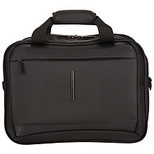 Buy John Lewis Noir Cabin Flight Bag, Black Online at johnlewis.com