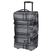 Buy Eastpak Tranverz 2-Wheel Medium Suitcase Online at johnlewis.com