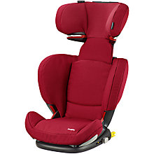 Buy Maxi-Cosi RodiFix Group 2/3 Car Seat, Robin Red Online at johnlewis.com