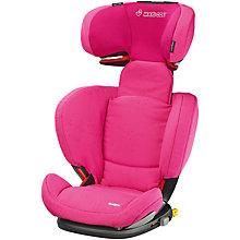 Buy Maxi-Cosi RodiFix Group 2/3 Car Seat, Berry Pink Online at johnlewis.com