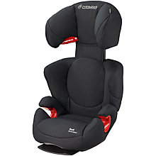 Buy Maxi-Cosi Rodi Air Protect Group 2/3 Car Seat, Black Raven Online at johnlewis.com