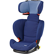 Buy Maxi-Cosi RodiFix Group 2/3 Car Seat, River Blue Online at johnlewis.com