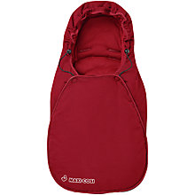 Buy Maxi-Cosi Cabriofix Footmuff, Robin Red Online at johnlewis.com