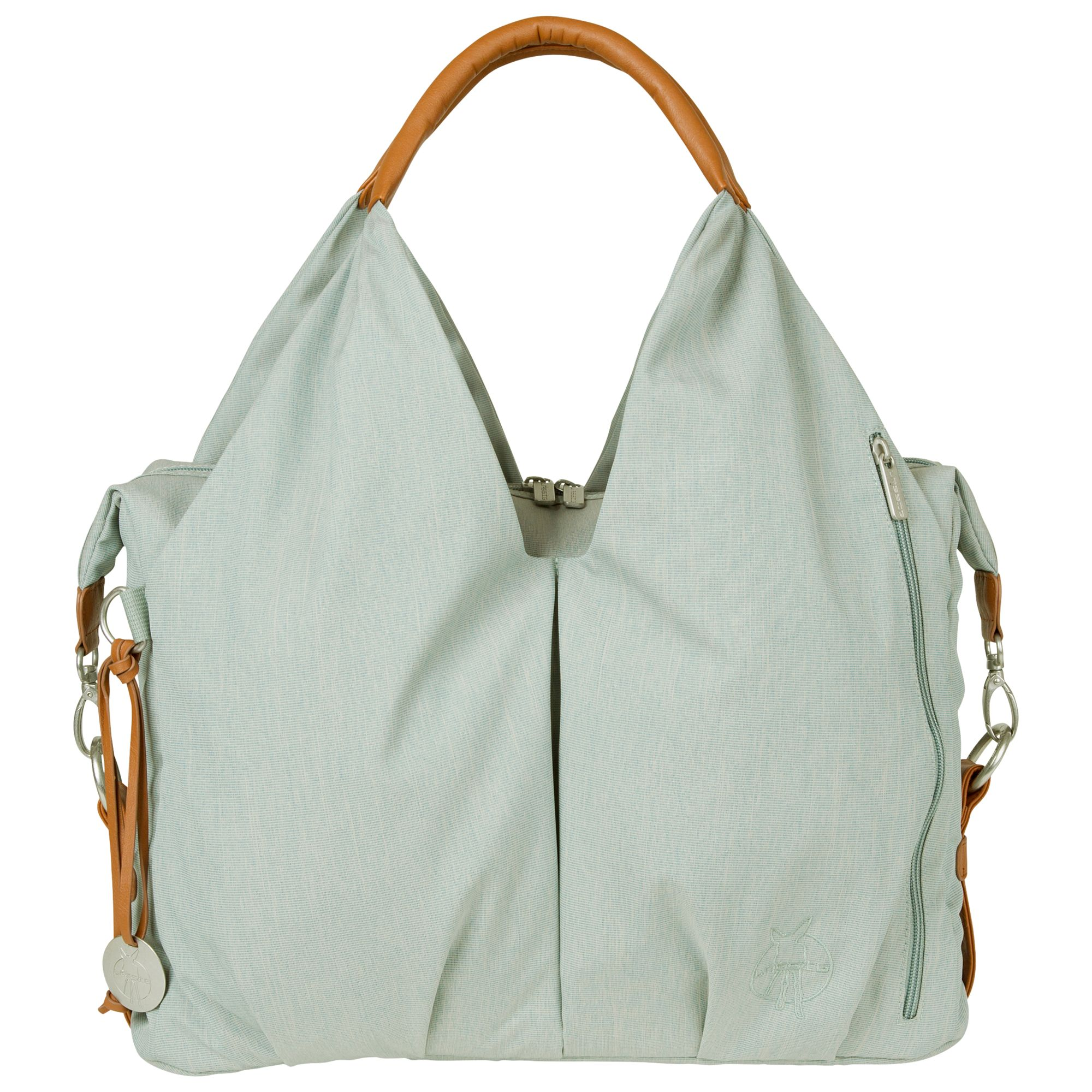 Laessig Laessig Neckline Changing Bag, Sky Blue