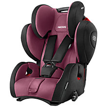 Buy Recaro Young Sport Hero Car Seat, Violet Online at johnlewis.com