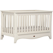 Buy Boori Provence Plus Cotbed, Ivory Online at johnlewis.com