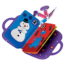 Buy Doc McStuffins Boos Boos Bath Book Online at johnlewis.com