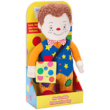 Buy Mr Tumble Interactive Toy Online at johnlewis.com