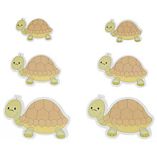 Buy John Lewis Tortoise Toppers, Pack of 6 Online at johnlewis.com