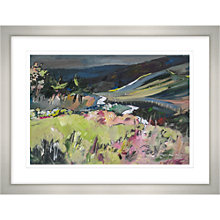 Buy Maryann Ryves - Dun Coillich Framed Print, 87 x 67cm Online at johnlewis.com