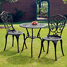 Buy Suntime Sussex Aluminium Bistro Set Online at johnlewis.com