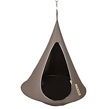 Buy Cacoon Bonsai Hanging Seat, Dia.1.2m, Taupe Online at johnlewis.com