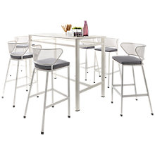 Buy KETTLER Urbano 6-Seater Outdoor Bar Set Online at johnlewis.com