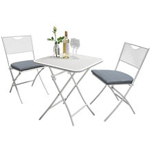 Buy KETTLER Urbano Balcone Folding Bistro Set Online at johnlewis.com