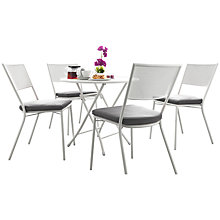 Buy KETTLER Urbano Patio 4-Seater Dining Set Online at johnlewis.com