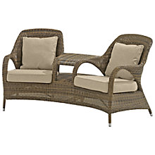 Buy 4 Seasons Outdoor Sussex Love Seat Online at johnlewis.com