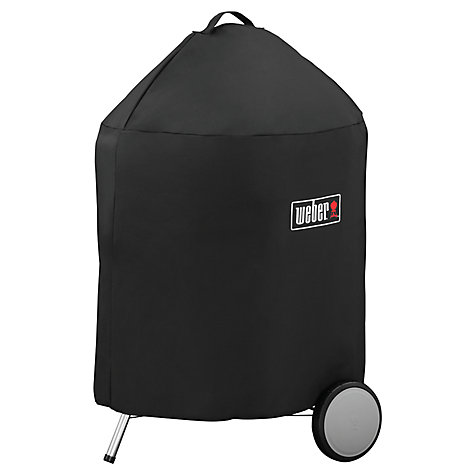 buy weber cover for 57cm charcoal kettle bbqs john lewis. Black Bedroom Furniture Sets. Home Design Ideas