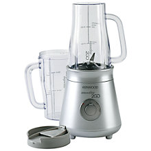 Buy Kenwood SB055 Smoothie 2GO Blender, Silver Online at johnlewis.com