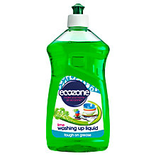Buy Ecozone Washing Up Liquid, 500ml Online at johnlewis.com