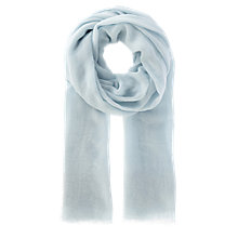 Buy Coast Glitter Fran Scarf, Pale Blue Online at johnlewis.com