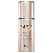 Buy Dior Capture Totale Le Serum Online at johnlewis.com