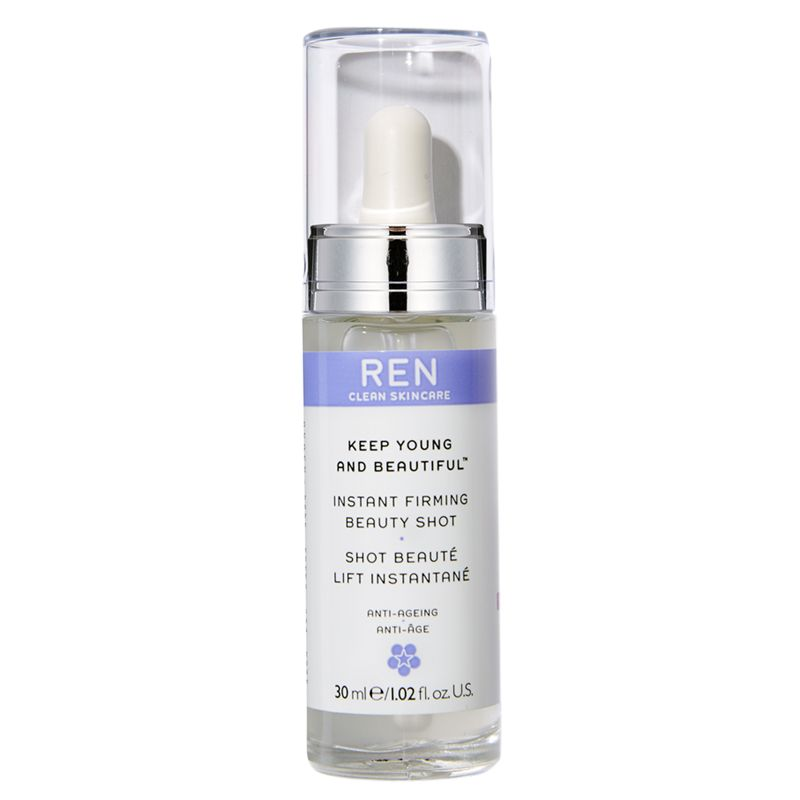REN REN Keep Young and Beautiful Instant Firming Beauty Shot, 30ml