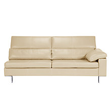 Buy John Lewis Baccara RHF Large Sofa Unit Online at johnlewis.com