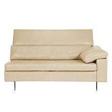 Buy John Lewis Baccara LHF Small Sofa Unit Online at johnlewis.com