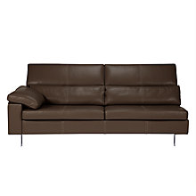 Buy John Lewis Baccara LHF Large Sofa Unit Online at johnlewis.com