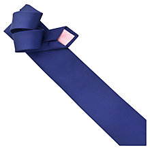 Buy Thomas Pink Alex Plain Silk Woven Tie Online at johnlewis.com